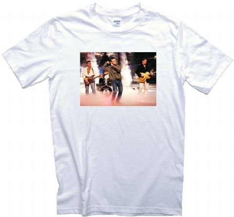 The Smiths  Band TV Show T-Shirt. Adult, Ladies & Kids Sizes.  Morrissey Tee Classic 80's Indie Pop